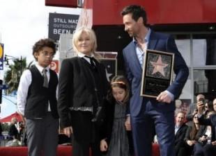 Hju Džekmen dobio zvezdu na Bulevaru slavnih u Holivudu