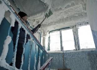 Ovako je u zgradi na minus 59 stepeni! (video)