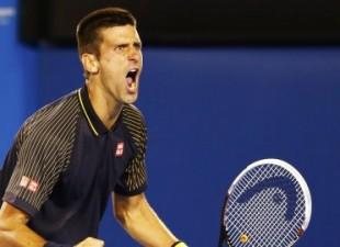 AO osmina finala: Novak slavio posle pet sati igre!