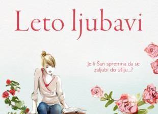 """Knjiga """"Leto ljubavi"""""""