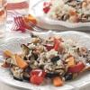 Salata sa pirinčem i patlidžanom