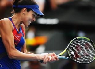 Ana Ivanović u finalu Oklenda