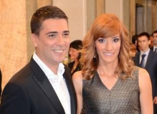 Jovana i Željko Joksimović dobili sina