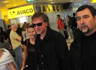 Žarko Laušević stigao u Beograd