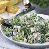 Salata sa brokolijem i jogurtom