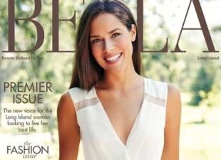 """Ana Ivanović na naslovnoj strani magazina """"Bella"""""""