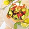 Salata sa avokadom i piletinom