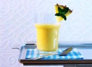 Dijetalni domaći sok od ananasa