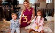 Ivanka Tramp čeka treće dete