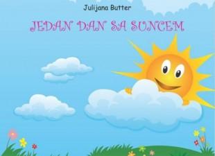 """Slikovnica za decu: """"Jedan dan sa suncem"""""""