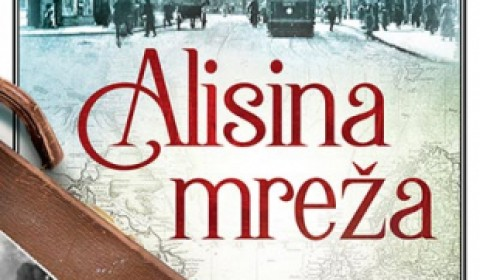 """Knjiga """"Alisina mreža"""""""