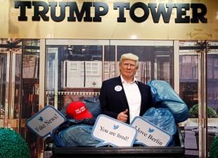 """Trampova figura """"uklonjena"""" iz muzeja Madam Tiso u Berlinu"""