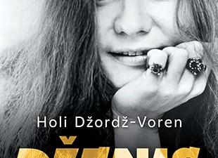 """Knjiga """"Dženis: Njen život i muzika"""""""