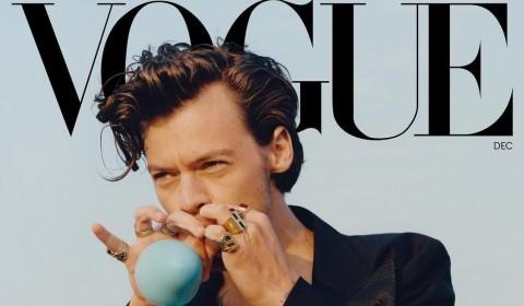 Na naslovnoj strani Vogue-a posle 127 godina muški lik