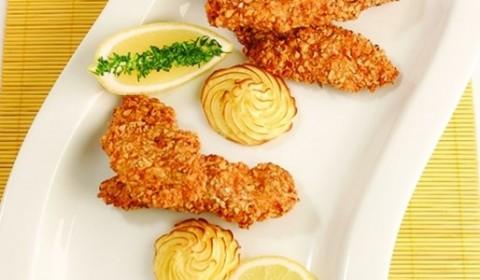 Piletina pohovana u bademu