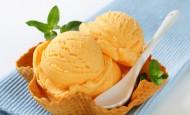 Domaći sladoled od pomorandže