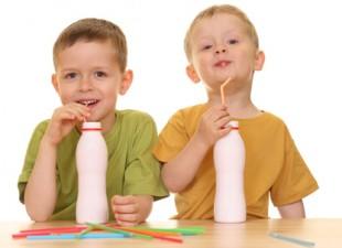 Jogurt za zdrave zubiće