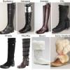 Ženska obuća – Ravne čizme i čizmice
