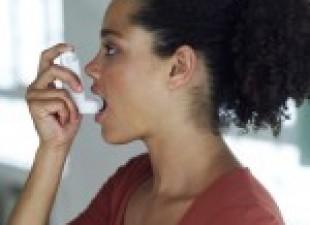 Ublažite astmu ishranom