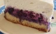 Borovnica kolač