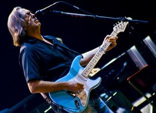 Erik Klepton održao koncert u Beogradu