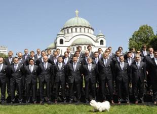 Fudbaleri Srbije stigli u Južnoafričku republiku