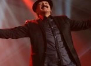 Haris Džinović u Sava centru 25. decembra