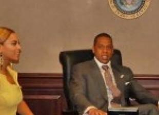 Jay Z i Beyonce posetili Belu kuću
