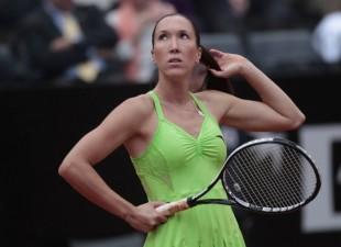 Jelena Janković poražena u Rimu