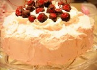 Kesten fruti torta