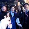 Porodično druženje Tom Kruza, Kejti Holms i njihove ćerke Suri