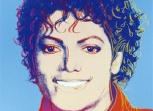 Portret Majkla Džeksona na aukciji