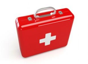 Šta treba da sadrži paket za prvu pomoć?