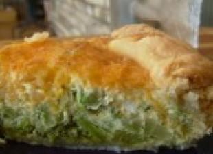 Savijača sa brokolijem