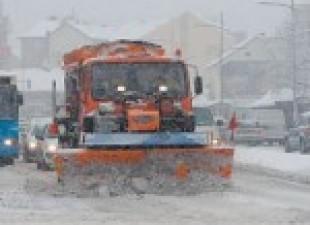 U Srbiji sneg, otežan saobraćaj