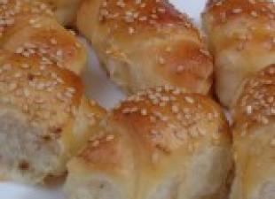 Grčke slane kifllice