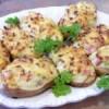 Krompir punjen sirom