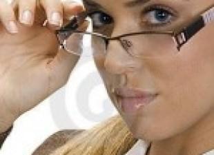 Kako se šminkati ako nosite naočare
