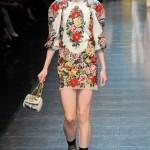 haljina floral print 7