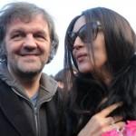 Emir Kusturica i Monika Beluči