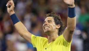Rafael Nadal u Montrealu 2013.