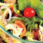 Testenina sa tunjevinom i povrćem