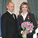 Vladimir Putin i Alina Kabajeva