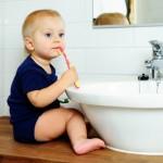 Beba pere zube