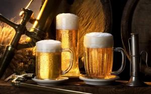 Pena pivo