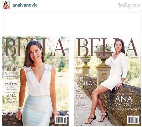 Anna Ivanovic - Bella