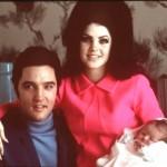 Elvis Prisli sa suprugom