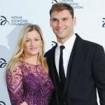 Bane Ivanovic sa suprugom Natasom