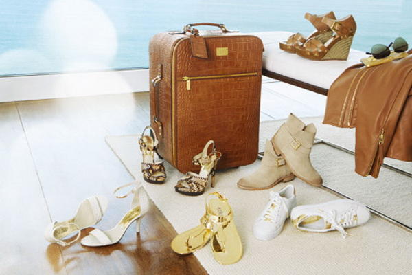The Shoe of the Season - Michael Kors Jet Set 6 Collection