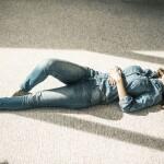 spavanje na podu